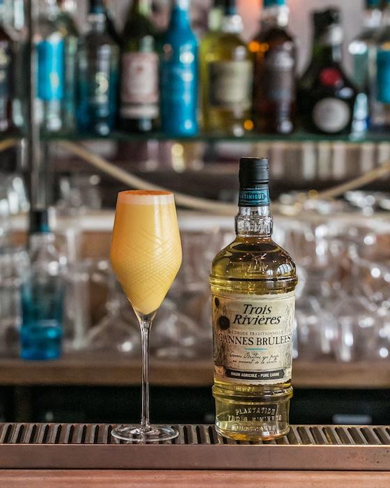 Cocktail Cannes Brûlées