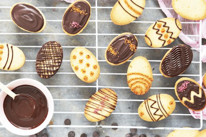 Biscuits de Pâques, la recette légère signée WW