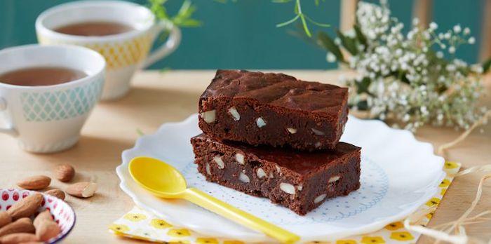 recette de brownie sans beurre