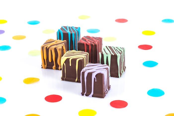 cubes pop au chocolat recette Pixcake
