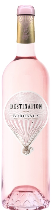 Destination 2018 Bordeaux rosé
