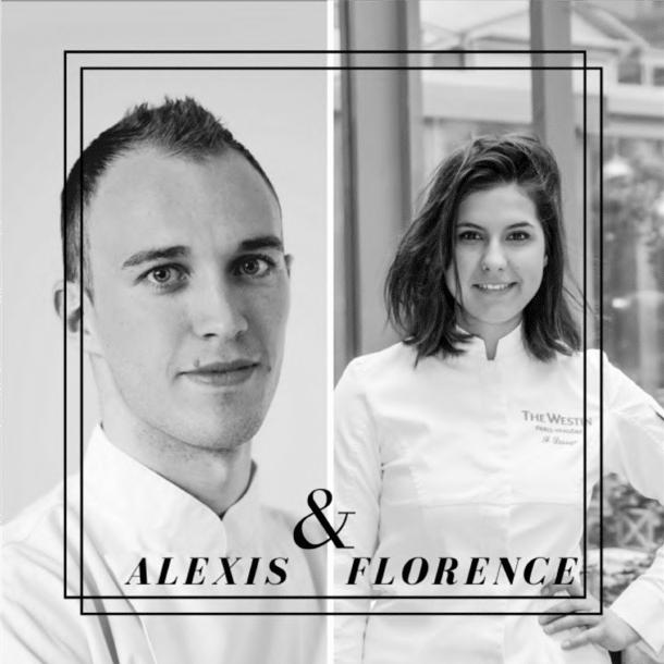 Florence Lesage et Alexis Beaufils