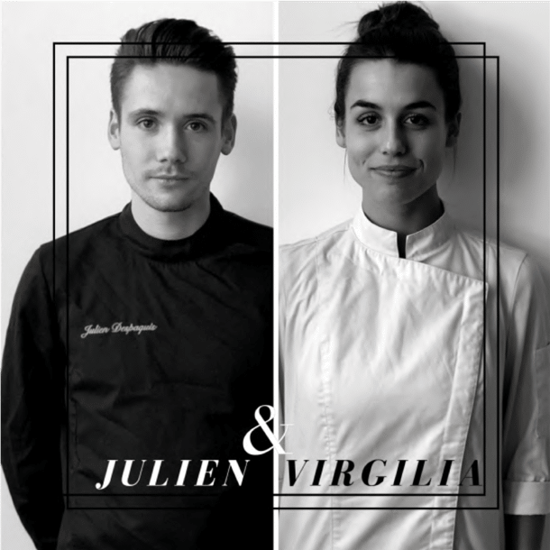 Virgilia Lebigre & Julien Despaquis