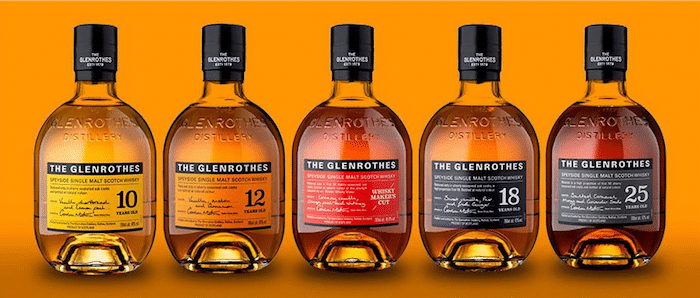 nouvelle gamme The Glenrothes