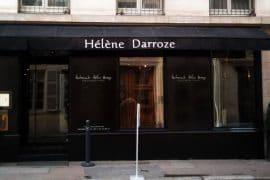 restaurant gastronomique d'Hélène Darroze