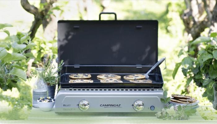 recette de pancakes à la myrtille