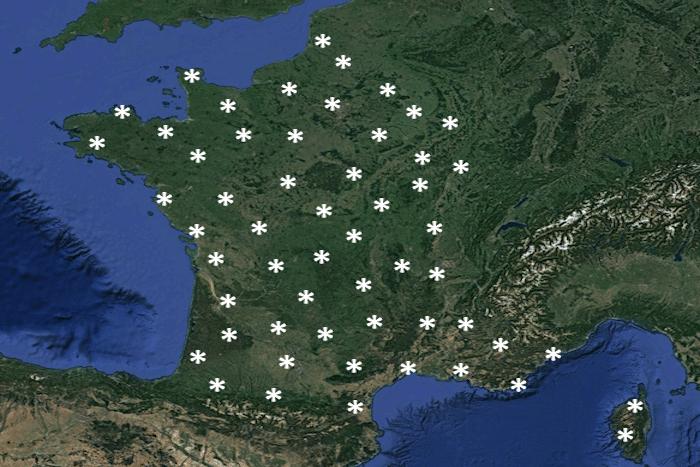 Étoiles de France