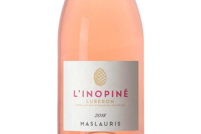 L'Inopiné rosé 2018