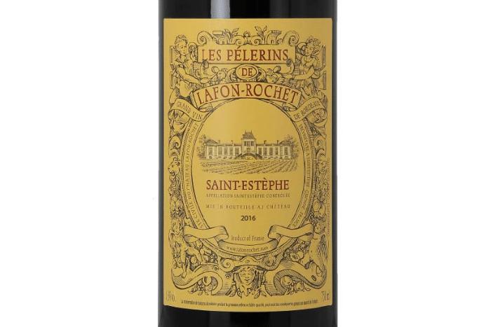 Les Pélerins de Lafon-Rochet 2016, fine gourmandise