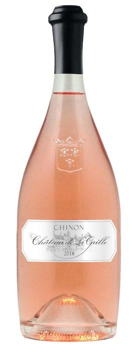 Chinon rosé Château de La Grille 2018