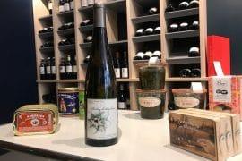 Un riesling grand cru d'Alsace