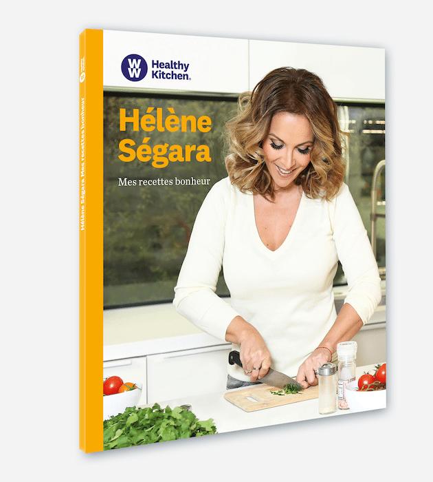 mes recettes bonheur Hélène Ségara