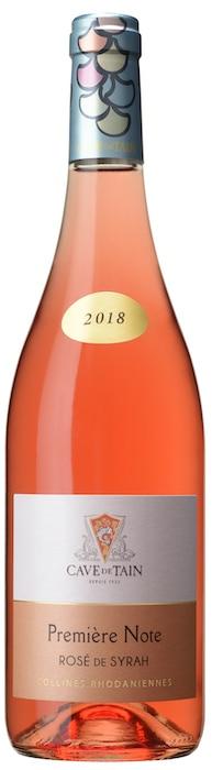 Premiere Note Rosé de Syrah 2018