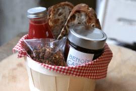 Le petit déjeuner de Benoît Castel