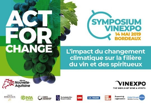 Act for change Vinexpo