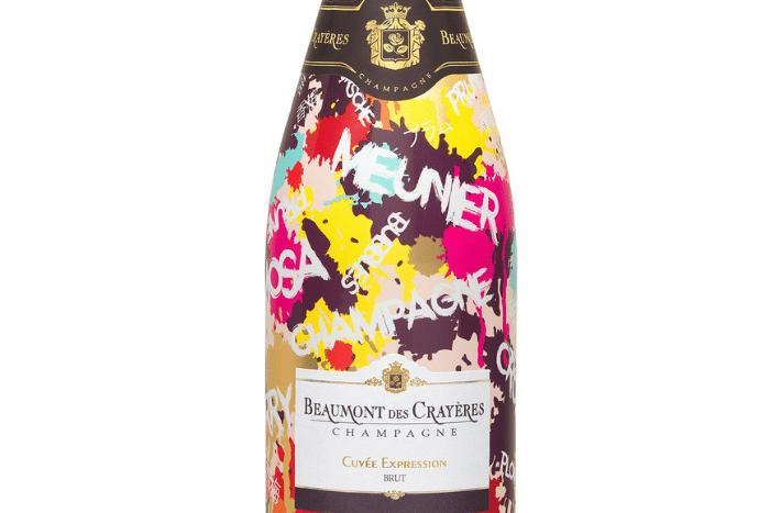 La cuvée Expression, l'édition limitée de Beaumont des Crayères en blanc et en rosé