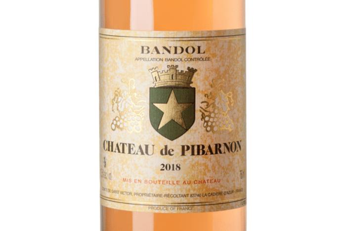 Les Rosés de Château de Pibarnon
