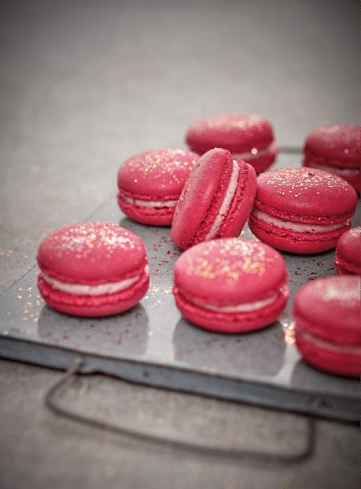 Macaron de Philippe Conticini