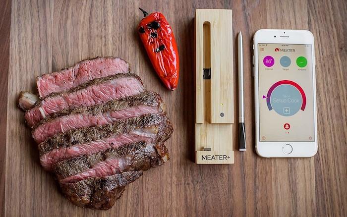 Meater thermomètre connecté