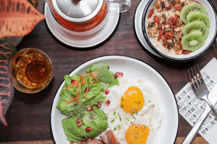 Chasseurs Cueilleurs, la nouvelle table paléo & gluten free