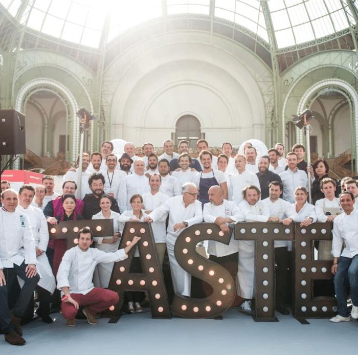 Chefs Taste of Paris