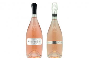Les Rosés 2018 de Château de La Grille