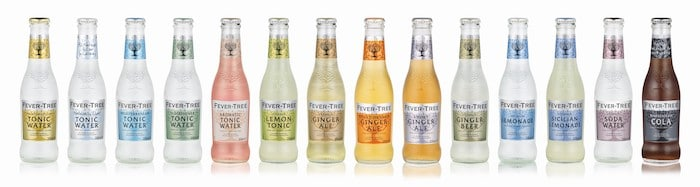 Gamme Fever Tree