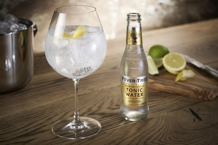 Gin Tonic au Fever Tree