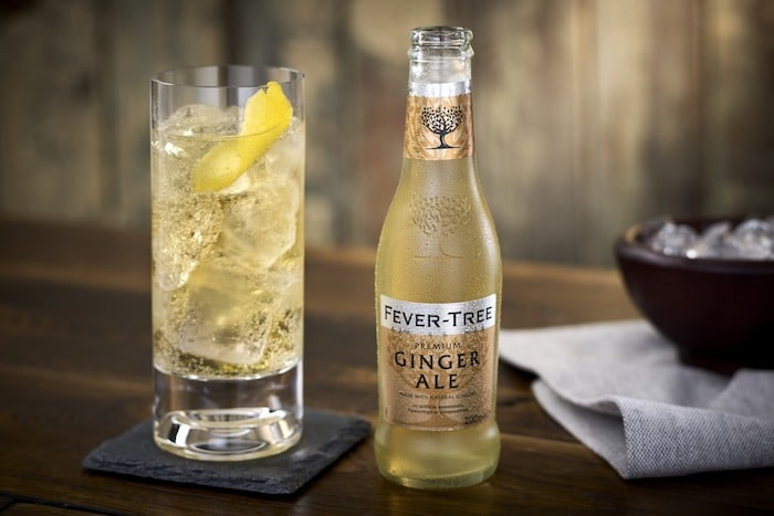Le whisky ginger Fever Tree