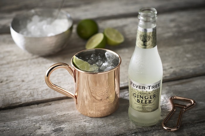 Le Moscow Mule Fever Tree