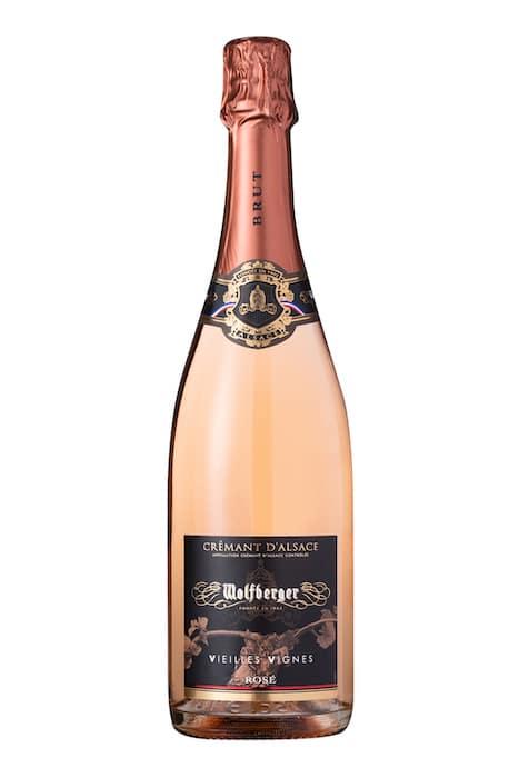 Crémant d'Alsace Rosé Vieilles Vignes 2016