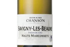 Savigny-lès-Beaune Haut Marconnets 2017