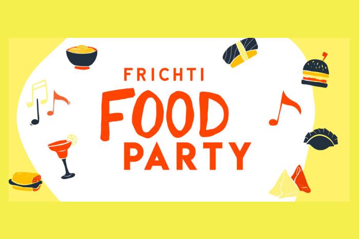 La Frichti Food Party