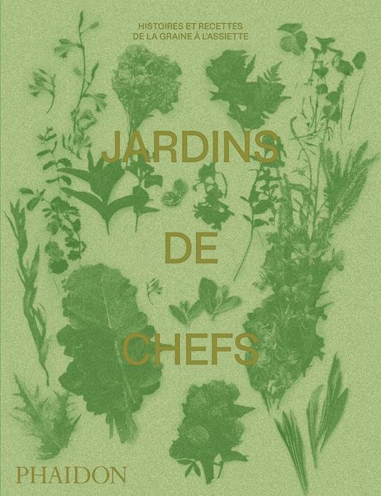 livre Jardins de chefs
