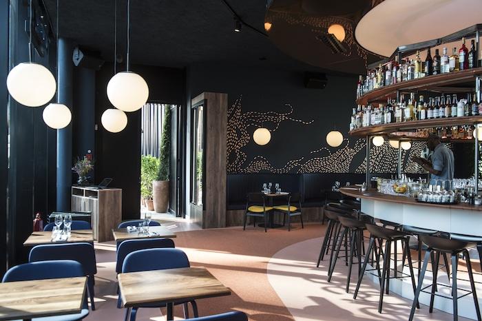 Octopus restaurant et bar