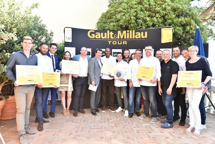 Gault&Millau d'Or PACA