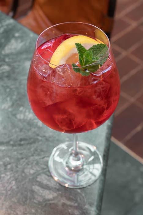 Cocktails de l'été 2019 Eugène Bissap Bissap