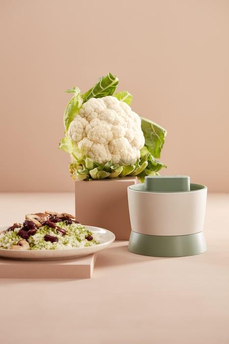 Cuisine bien-être Veggie Ricer