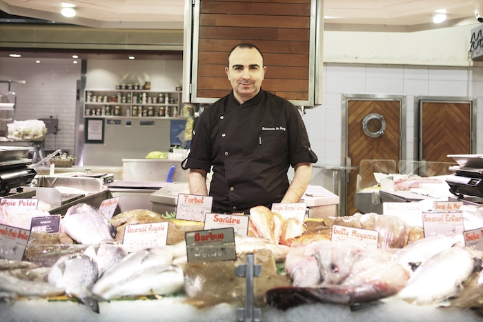 Christophe Hierax Fish & Shop
