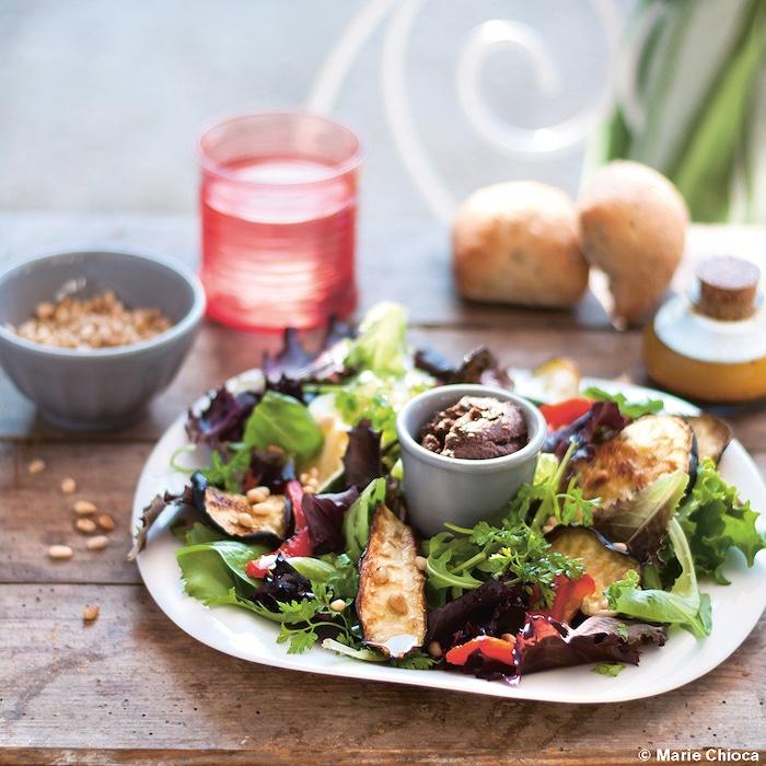 recette de salade toscane