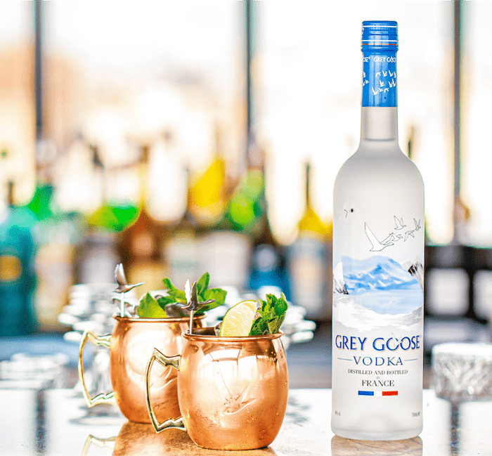 French Mule Grey Goose