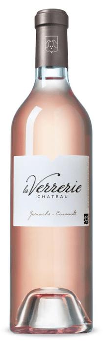 La Verrerie Rosé 2018 frais et délicat