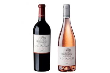Les vins d'été du Domaine de La Citadelle