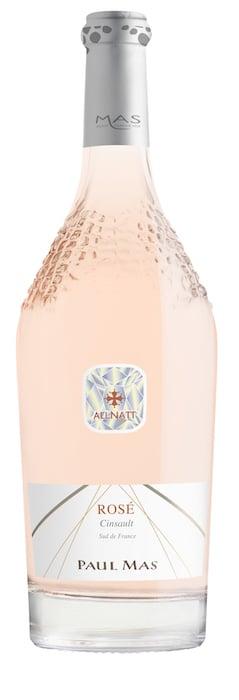 AllNatt cinsault rosé les Rosés des Domaines Paul Mas