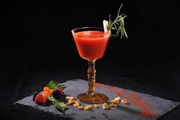 Bloody Summer The Bartender Society 2019