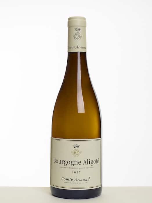 Bourgogne Aligoté 2017 Domaine du Comte Armand