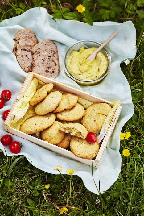 recette de Cookies à l'Abondance