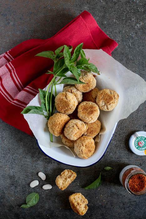 recette de Croquettes de Haricots Tarbais