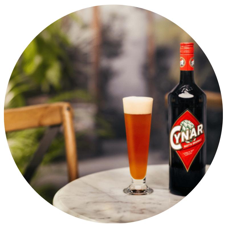 Cynar Bière Les cocktails de votre été 2019