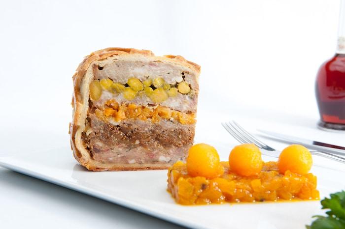 recette de Pâté d'agneau en croûte